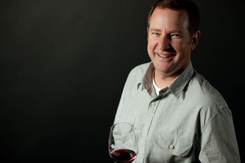 Matt Ortman, Winemaker for Vill San-Juliette Winery