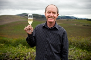 Laetitia's Sparkling Winemaker, Dave Hickey