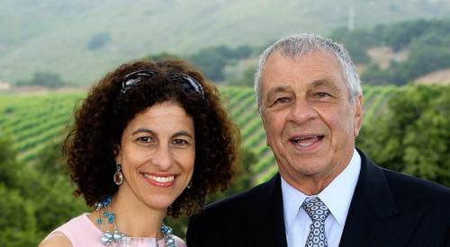 Selim Zilkha and Nadia Zilkha