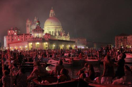 Festa del Redentore, Venice, Italy